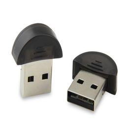 $enCountryForm.capitalKeyWord UK - Mini USB Bluetooth 2.0 Adapter CSR Dual Mode Wireless BT Dongle Transmitter 2.0 USB Adaptor 20PCS