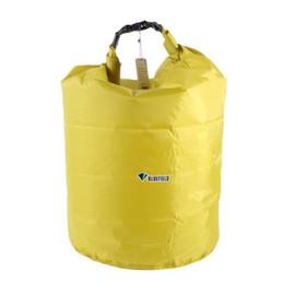 98e8adc21933 20L 40L 70L Drift Raft Waterproof Dry Bag 210T Terylene Storage Pack For Canoe  Boat Kayak Floating