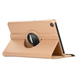 smart pad china UK - 360 Rotating Cover for Xiaomi MiPad 4 Mi Pad 4 Mipad 4 8 inch Tablet Case 2018 Multi Angle Stand Smart Sleep Wake