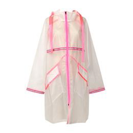 $enCountryForm.capitalKeyWord UK - PVC Windbreaker Female Hooded Series 2018 Autumn Fashion Harajuku Clothes Oversize Hit Color Patchwork Long Sleeve Trench Women