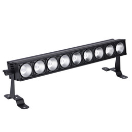 Chinese  NEW Cob Bar Led Stage Lighting Pixel Control Explosion-flashing Strobe Great Pure Wash Effect 3 DMX models manufacturers
