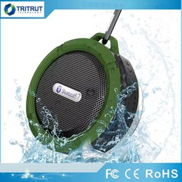 $enCountryForm.capitalKeyWord Australia - C6 Speaker wireless Bluetooth Speaker Potable Audio Player Waterproof Speaker Hook And Suction Cup Stereo Music Player MQ100