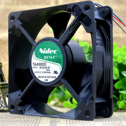 ElEctric control products online shopping - For original electric products NIDEC V A TA450DC B33534 industrial control inverter fan