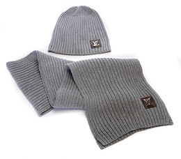 $enCountryForm.capitalKeyWord UK - Wholesale-The latest style hat scarf for men and women suits two-piece