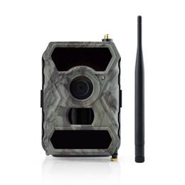 Wholesale 3G Mobile Trail Camera with 12MP HD Image Pictures & 1080P Image Video Recording with Free APP Remote Control IP54 Waterproof