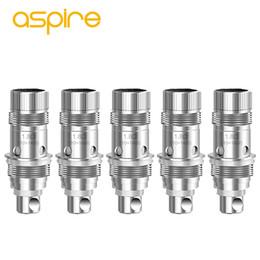 $enCountryForm.capitalKeyWord Australia - Aspire Nautilus AIO Replacement Coil 5pcs 1.8ohm BVC Coil for Aspire Nautilus AIO Kit E cig coils