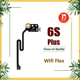 Iphone antenna online shopping - For iPhone s plus quot Wifi Flex Cable Flat Short Wifi Signal Antena Wireless Antenna Signal Replacement part for iphone S Plus