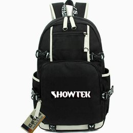 leisure outdoor sports canvas bag UK - Wouter backpack Showtek Sjoerd Janssen day pack Top DJ school bag Leisure packsack Computer rucksack Sport schoolbag Outdoor daypack