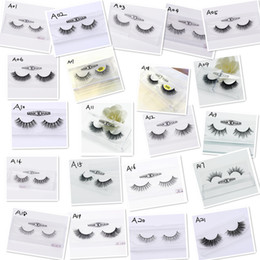 $enCountryForm.capitalKeyWord Canada - Drop Ship DHL 2018 Eyelashes 3D Mink Lashes Luxury Hand Made Mink Eyelashes Medium Volume Cruelty Free Mink False Eyelashes Upper Lashes