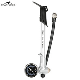 bicycle for suits 2019 - 300PSI Bicycle Pump Air Pressure Cycling Tire Air Inflator Bike Tyre Pump with Gauge Suit for American Valve Bicicleta B