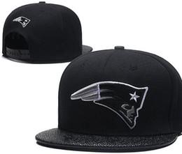 Шляпа 2018 Sunhat New England Головные уборы фанатов Головные уборы Snapback Регулируемые шляпы Snapbacks всех бейсбольных мячей, шляпы со скидкой