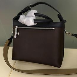 Women purses CITY TRUNK PM stud BOX L M43118 CRUISER M42410 Top quality  womens genuine leather handbag tote shoulder bag Cross Body handbag 4d9d952fa2f6b