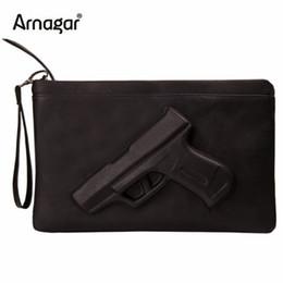 China Arnagar 3D Print gun bag women messenger bags designer clutch purse famous women bag lady envelope clutches with strap or chain supplier rock splitting suppliers