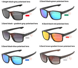 Discount tac polarized - Moq=5 summer man Black Frame Polarized Sunglasses Goggle Driving Beach Cycling Glasses TR frame TAC LENS High Quality Fr