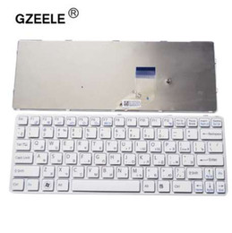 Laptop keyboard sony online shopping - GZEELE russian laptop Keyboard for SONY for VAIO SVE11 SVE111 SVE11113FXB SVE11115EG SVE111 ELW RU layout