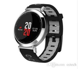 Wrist Band Pedometer Australia - New M10 Y10 Smartwatch Band IP67 Waterproof Bracelet Fitness Tracker Blood Pressure Pedometer Bluetooth Wristband Heart Rate Monitor Watch