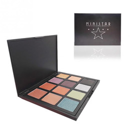 Pearl Shadow Canada - Ministar 12-color Eye Shadow Cosmetic Pearl Lustre Matte Makeup Long Lasting Eye Shadow Palette