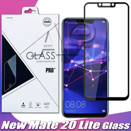 $enCountryForm.capitalKeyWord Australia - Tempered Glass For Iphone XR XS MAX X Huawei P30 Lite Mi A2 P30 Smart Samsung J7 Prime A5 2017 With Package