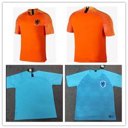 Nederland soccer jersey home orange netherlands JERSEY ROBBEN SNEIJDER 18 19  thai quality HOLLAND JERSEY V.Persie Dutch football shirts 1d91fd98b