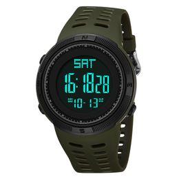 $enCountryForm.capitalKeyWord NZ - New Luxury Men Watches Fashion Waterproof Men'S Boy Led Digital Stopwatch Date Rubber Sport Wrist Watch Masculino Reloje 2018