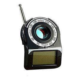 wireless spy bug camera 2019 - Multifunctional Hidden Detector Camera microphone Detector Bug Finder, Anti-spy Wireless RF Signal Detector Bug GPS Came