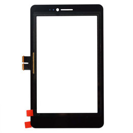 Asus Digitizer Replacement UK - Black Touch Screen Glass Digitizer Sensor For Asus Fonepad 7 Memo HD 7 ME175 ME175CG K00Z Repair Replacement