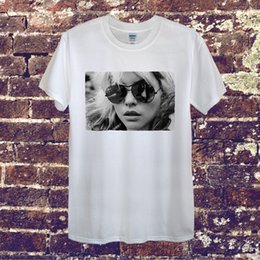 $enCountryForm.capitalKeyWord Australia - Debbie Harry Blondie Star Vintage Design T-Shirt Men Women Funny free shipping Unisex Casual gift