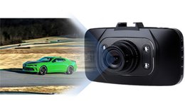 Cycled Recording Cameras NZ - Original GS8000 Car DVR Video Recorder Vehicle Camera Dvrs 2.7'' LCD Full HD1080P with Night Vision Cycle Recording Dash Cam