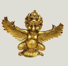 $enCountryForm.capitalKeyWord Australia - A fine copper ornaments Thor copper Eagle Garuda can cause feng shui supplies Home Furnishing gift