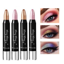 $enCountryForm.capitalKeyWord Canada - by nanda Brand 13 Colors Professional Beauty Highlighter Eyeshadow Pencil Cosmetic Waterproof Luminous Shimmer Eye Pencil