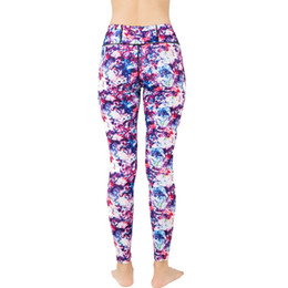 $enCountryForm.capitalKeyWord Canada - H.MILES Print Yoga Pants Women Fitness Leggings Workout Sports Running Leggings Sexy Gym Wear Elastic Slim Pants