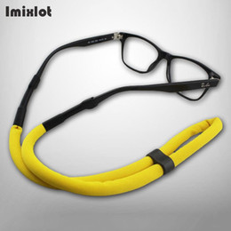 cacbfe600f62 Imixlot 6 Colors Floating Sunglasses Chain Sport Glasses Cord Eyeglasses  Eyewear Cord Holder Neck Strap Reading Glasses Chain
