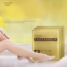 Wholesale AFY Foot Peeling Renewal Mask Cuticles Heel For Remove Dead Skin Excellent Feet Cleaning Foot Mask