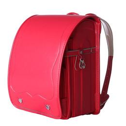 ca8c0bd9a2 Student Child Backpack Orthopedic Bookbags Japanese School Bag Children  Backpack for Boy and Girl Japan Randoseru Kid Book Bag