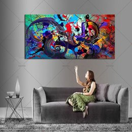 $enCountryForm.capitalKeyWord Australia - Large 100% Handmade Abstract Canvas Wall Art Modern Oil Painting on Cnavas Contemporary Decor Artwork Home Hotel Office Decor Y18102209