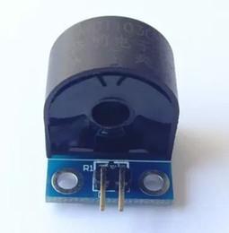 transformer camera 2019 - 1pcs Current transformer module 5A range single-phase AC current sensor module discount transformer camera
