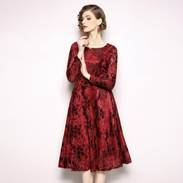 $enCountryForm.capitalKeyWord UK - Girls Floral Dresses for Party Evening Ball Gowns High Waist Vintage A Line Dresses Plus Size Clothing