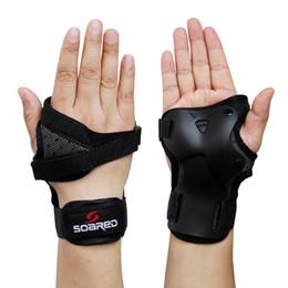 $enCountryForm.capitalKeyWord Australia - Skiing Hand Bracers Wrist Supports Skiing Skating Hand Guard Palm Protecor 1pair