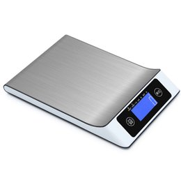 Bathroom Lever Australia - Factory direct new home stainless steel kitchen scale 15kg scales support OEM electronic scales