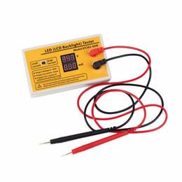 $enCountryForm.capitalKeyWord Australia - Output 0-320V All Size LED LCD TV Backlight Tester Meter Tool For LED TV Repair