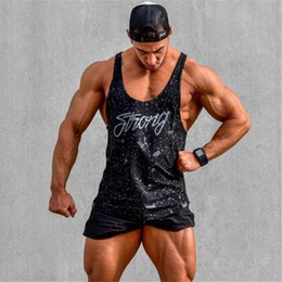 $enCountryForm.capitalKeyWord Australia - Solid New Tank Tops Sleeveless Vest Top Undershirt Casual Fitness Mens Casual Print Bodybuilding Red Gray Black Tank Tops
