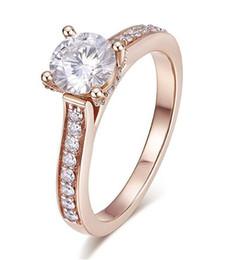 a1e8a80b11cd4 White Gold Moissanite Engagement Rings Online Shopping   White Gold ...