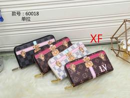 $enCountryForm.capitalKeyWord Australia - 2018 luxury wallet Casual Short designer Card holder pocket Fashion Purse wallets for men women wallets purse with tags free shipping 60018