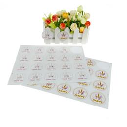 121089fe1 ... 3 Hojas Unicornio Bolsa de Dulces Empaquetado Pegatinas Niños Gracias Rosa  Unicornio Caja de Regalo Pegatinas Decoraciones de Fiesta de Cumpleaños