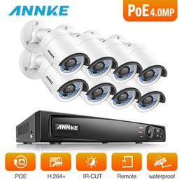 $enCountryForm.capitalKeyWord NZ - ANNKE 8CH 6MP PoE NVR Security System With 8pcs 4mm 4MP Weatherproof Night Vision Cameras Motion Detection P2P onvif WDR 3D DNR