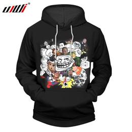 $enCountryForm.capitalKeyWord Canada - UJWI Hot 2018 Hoodie Sweatshirt Pullover 6XL Oversized O-Neck Hooded Meme 3d Printed Hoodies Men Clothing Casual Dropshipping