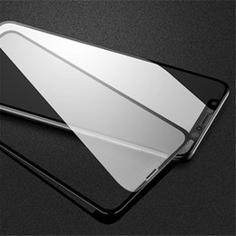 Iphone Screen Glass Tools Australia - Premium Quality Phone Screen Protector For iPhone Xr Xs Max Cover Cell Phone Screen Protector 100% Tempered Glass With Tools