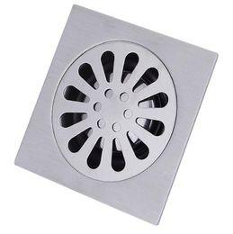 Discount washing machine specials - 10*10 3.5inch Floor Drain Cover Colander Shower Waste Drainer Full Brass Bathroom Kitchen Colander Floor Drains Bathroom