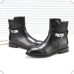 77bc87ddded1 Fashion 2018 Casual Shoes Women Booties Causal Knight Ladies Boots Single  Vintage Short Booties Slip on Sexy Buckle Shoes Woman