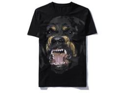 $enCountryForm.capitalKeyWord Australia - Summer man printing t shirt men tshirt hip hop streetwear polo dog head t-shirt men t shirts camiseta shirt homme camisetas hombre black